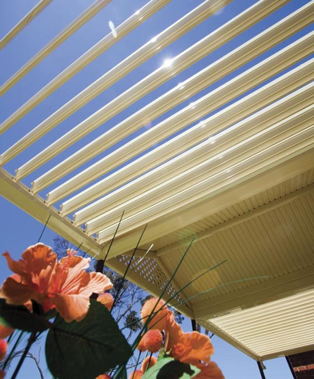 Opening Roofs Sydney Electric Awnings Solarguard Awnings