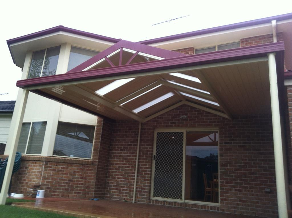 Gable Pitched Roof Sydney Solarguard Awnings