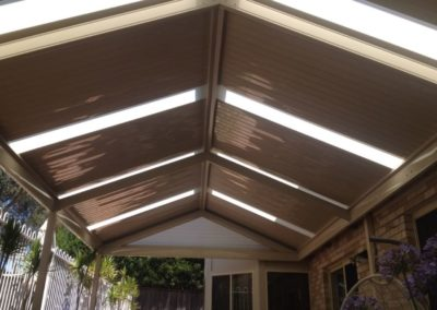gable pitched roof Sydney