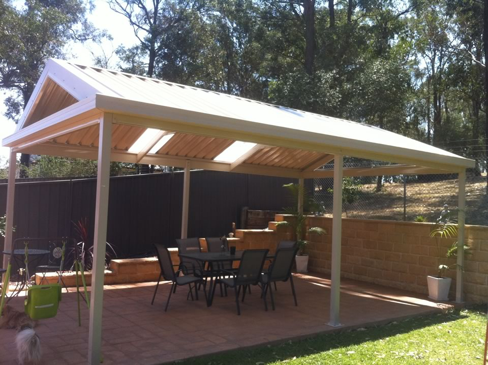 Gable Pitched Roofs Sydney